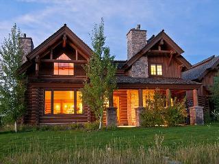 Teton Springs Luxury Log Cabin! - Sleeps 8 - Victor vacation rentals