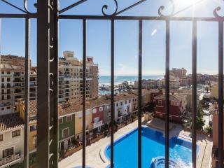 Marina View apartment in PortSaplaya (Valencia) - Alboraya vacation rentals