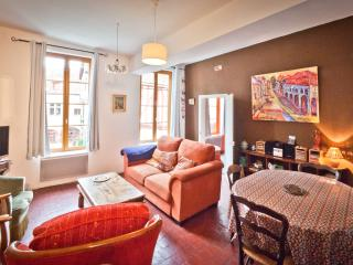 Comfortable 3 bedroom Apartment in Noyers-sur-Serein with Satellite Or Cable TV - Noyers-sur-Serein vacation rentals