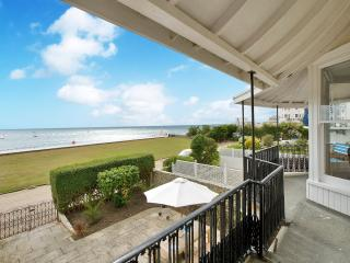 Panoramic sea views from our family beach home. - Bognor Regis vacation rentals