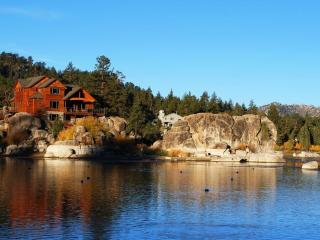 Luxury Boulder Bay Lakefront - City of Big Bear Lake vacation rentals