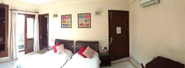 Several Rooms in a beautiful B'nB, great location! - Image 1 - New Delhi - rentals