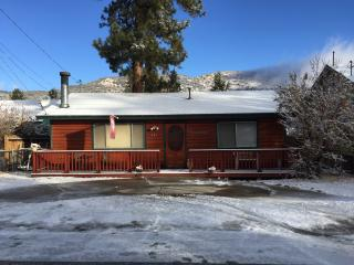 COZY BEAR MOUNTAIN CABIN GETAWAY!!! (SPA,SKI,LAKE) - Big Bear City vacation rentals