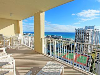 Ariel Dunes I 1502-AVAIL 8/13-8/20 $1451-RealJOY Fun Pass*FREETripIns4NEWFallBkgs*GulfViews - Miramar Beach vacation rentals