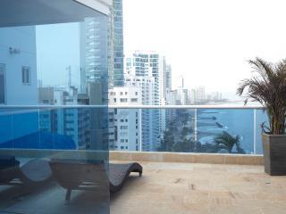 Penthouse Apartment Suite in Bocagrande Cartagena - Cartagena vacation rentals