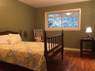 Tree-Lined Private Decatur House,hardwood, laundry - Dunwoody vacation rentals