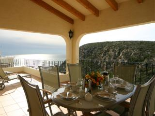 Superb 5 Star Villa, Spectacular Sea & Mountain Views, Private Heated Pool - Moraira vacation rentals