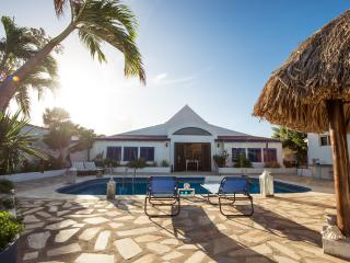Villa Blu Aruba characteristic villa walking distance to Palm Beach! - Noord vacation rentals