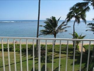 Peaceful Punaluu! 1 Bd Beachfront Condo - Punaluu vacation rentals