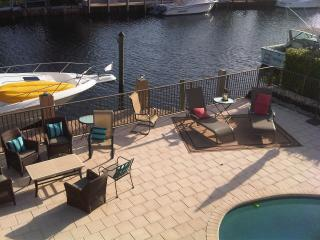 Waterfront Pool House w/Dock Lighthouse Point - Lighthouse Point vacation rentals