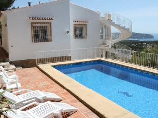 Bellevue - sea view holiday home with private pool in Benissa - Benissa vacation rentals