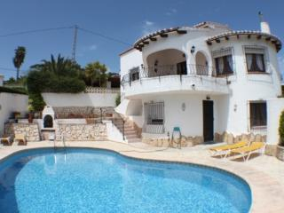 Gila - holiday home on the beautiful Costa Blanca in Benissa - Benissa vacation rentals
