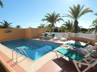 Las Palmeras - modern, well-equipped villa with private pool in Moraira - Moraira vacation rentals