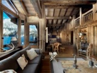Chalet North Face - Courchevel LES 3 VALLEES - Image 1 - Courchevel - rentals