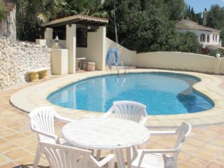 Montemar 53 - beautiful house in pretty grounds with lovely views in Benissa - Benissa vacation rentals