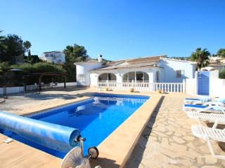 Condela - modern, well-equipped villa with private pool in Costa Blanca - Benissa vacation rentals