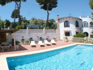 El Cisne - holiday home with private swimming pool in Benissa - Benissa vacation rentals