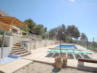 Dos Soles  - sea view holiday home with private pool in Costa Blanca - Benissa vacation rentals