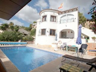 Inge - modern, well-equipped villa with private pool in Benissa - Benissa vacation rentals