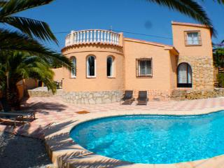 Cometa-86 - villa with private pool close to the beach in Calpe - Calpe vacation rentals