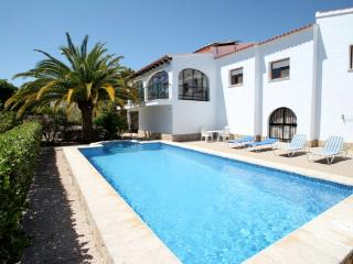 Sara - sea view villa with private pool in Calpe - Calpe vacation rentals