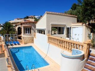 Tosal Julia - sea view villa with private pool in Calpe - Calpe vacation rentals