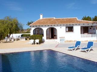 Canto de Hada - well furnished villa with panoramic views in Moraira - Moraira vacation rentals