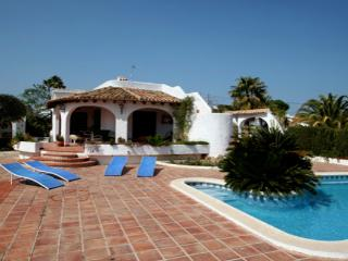 El Barraco - sea view villa with private pool in Moraira - Moraira vacation rentals