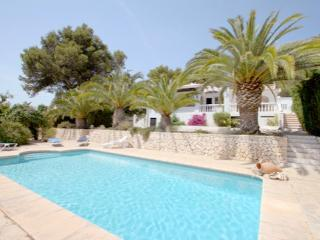 Paichi-3 - this lovely detached holiday property in Moraira - Moraira vacation rentals