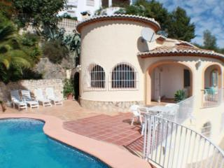 Thalia - holiday home with private swimming pool in Moraira - Moraira vacation rentals
