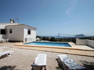 Xareta - modern villa with splendid views in Moraira - Moraira vacation rentals