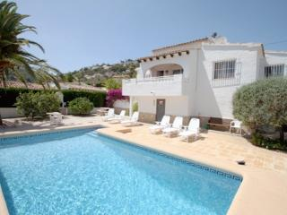 Yojo - holiday home with private swimming pool in Moraira - Moraira vacation rentals