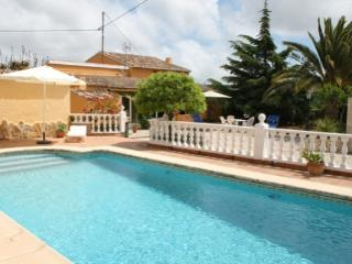 Finca Vicente - charming, Spanish finca style holiday villa in Teulada - Teulada vacation rentals