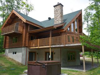 Blueberry Lake near Tremblant 5 bed, 3 bath chalet - Mont Tremblant vacation rentals