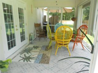 3 Bedroom with a Key West Feel. - North Port vacation rentals