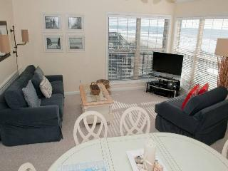 Bright 2 bedroom Emerald Isle Condo with Internet Access - Emerald Isle vacation rentals