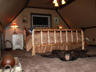 A true western themed man cave experience! - Running Springs vacation rentals