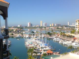 Fantastic Opportunity Condo PORTOFINO in Marina Mazatlan with BEAUTIFUL PANORAMIC VIEW  /Top Floor - Mazatlan vacation rentals