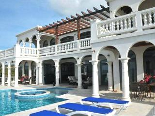 Villa Tranquil Tides SPECIAL OFFER: Anguilla Villa 27 The Views From The Pool Deck And Upper Balcony Are Panoramic And Dramatic. - Island Harbour vacation rentals