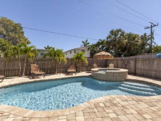 Island Charm is your Tropical Pool Home in Paradise -  Island Charm - Fort Myers Beach vacation rentals