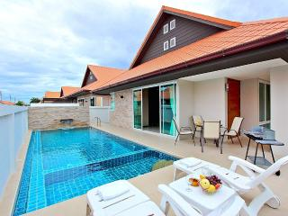 The Ville Pool Villa Grande 3 Bed (A15) - Pattaya vacation rentals