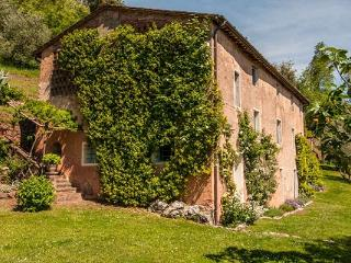 Tranquil, 5 bedroom villa with lovely gardens, saltwater pool, and magnificent views, perfect for a family vacation SAL DMO - Borgo a Mozzano vacation rentals