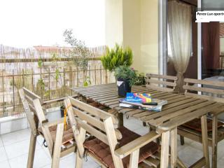 Perea Luxurious apartment 500m from beach - Makry-Gialos vacation rentals