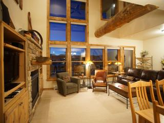 Walk to Ski Lifts/Elegant Town Home/Views/Hot Tub - Crested Butte vacation rentals