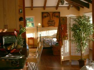 Magnificent, Quiet Serene Tropical Hideaway, steps from #1 Best Beach in the USA - Waimanalo vacation rentals