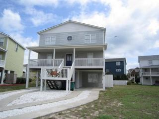"""Just Chillin - Slow down and relax before you know it you'll be """"Just Cillin"""" - Kure Beach vacation rentals"""