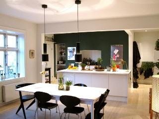 Refurnished Copenhagen apartment at trendy Noerrebro - Copenhagen vacation rentals
