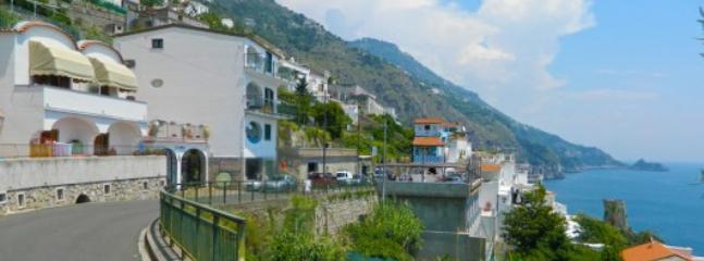 APPARTAMENTO BLUE MOON - AMALFI COAST - Praiano - Image 1 - Praiano - rentals