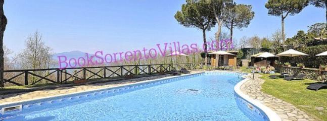 VILLA JASMINE - SORRENTO PENINSULA - Sant'Agata Sui Due Golfi - Image 1 - World - rentals