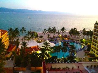 Wonderful 2BR, Ocean Views, Beachfront - WiFi - Puerto Vallarta vacation rentals